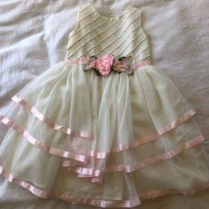 Girls Flower Girl Dress 🌸